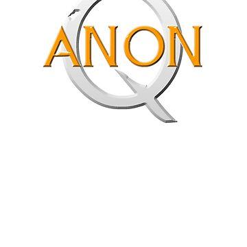 Q Logo, QANON #WWG1WGA Q Anon by AltrusianGrace