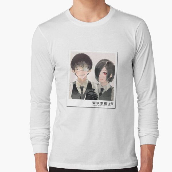 Tokyo Ghoul End Long Sleeve T-Shirt