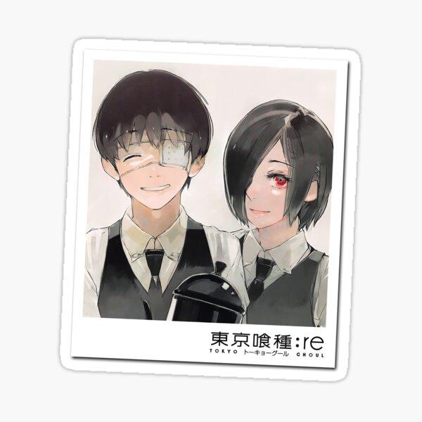 Tokyo Ghoul End Sticker