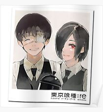 Tokyo Ghoul End Poster