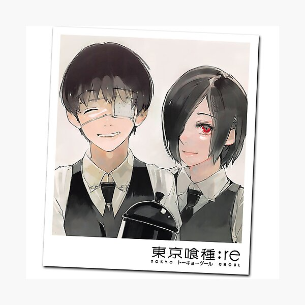 Tokyo Ghoul End Photographic Print