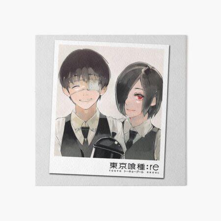 Tokyo Ghoul End Art Board Print