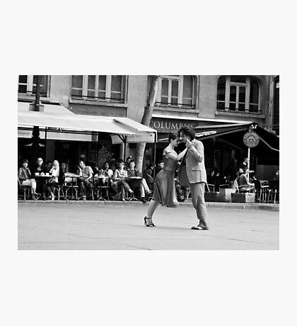 Last tango in Paris Photographic Print