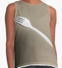 The Pretentious Fork Contrast Tank