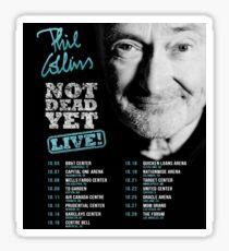 live phil tour 2018 collins pariman Sticker