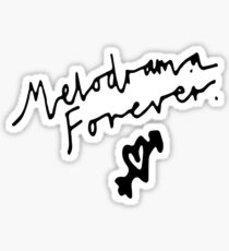 melodrama forever - lorde Sticker