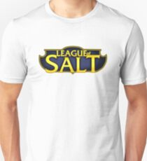 League of Legends - League of Salt Unisex T-Shirt