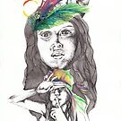 Feather. Light as by Melisah