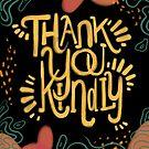 «Gracias por su amabilidad» de schutterkm