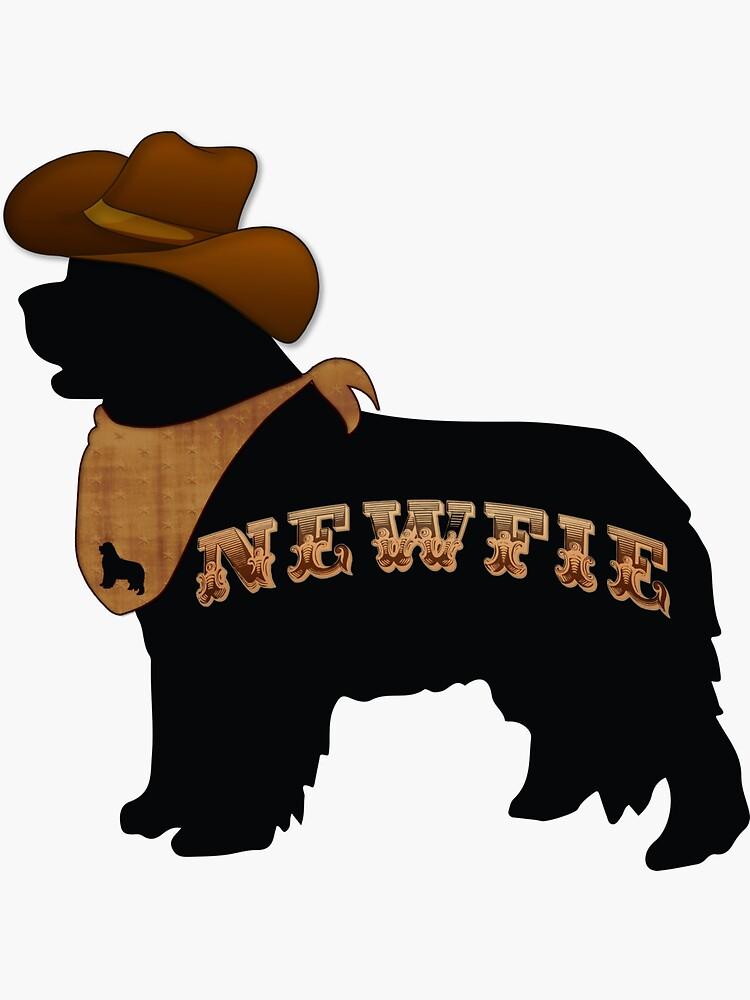 Western Newfie by itsmechris