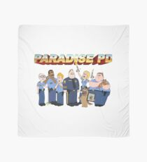 Paradise pd Scarf