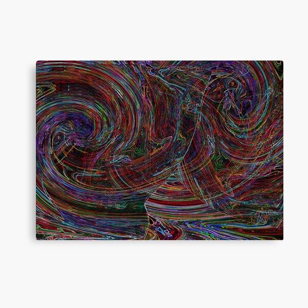 dark desire Canvas Print