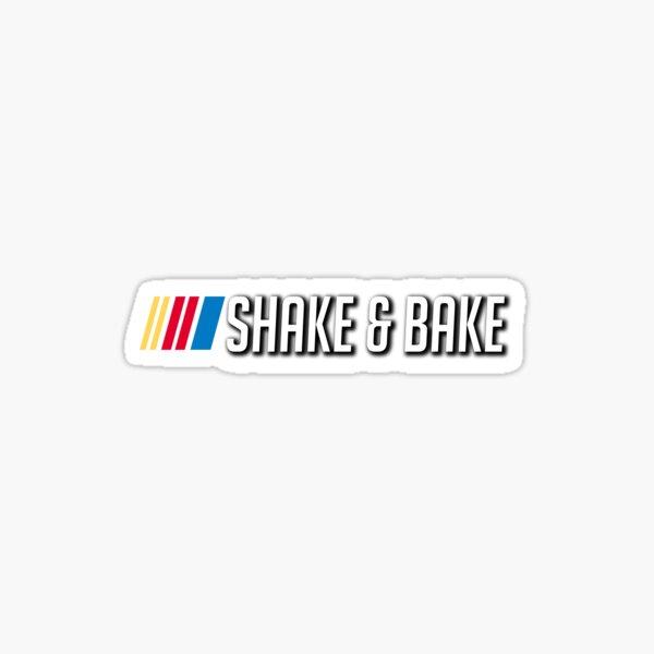 Shake n Bake Sticker Funny Car//Window//Bumper Drift JDM Euro Dub Decal Sticker