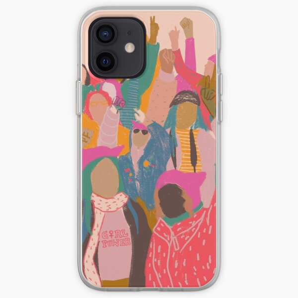 Women's March iPhone Soft Case