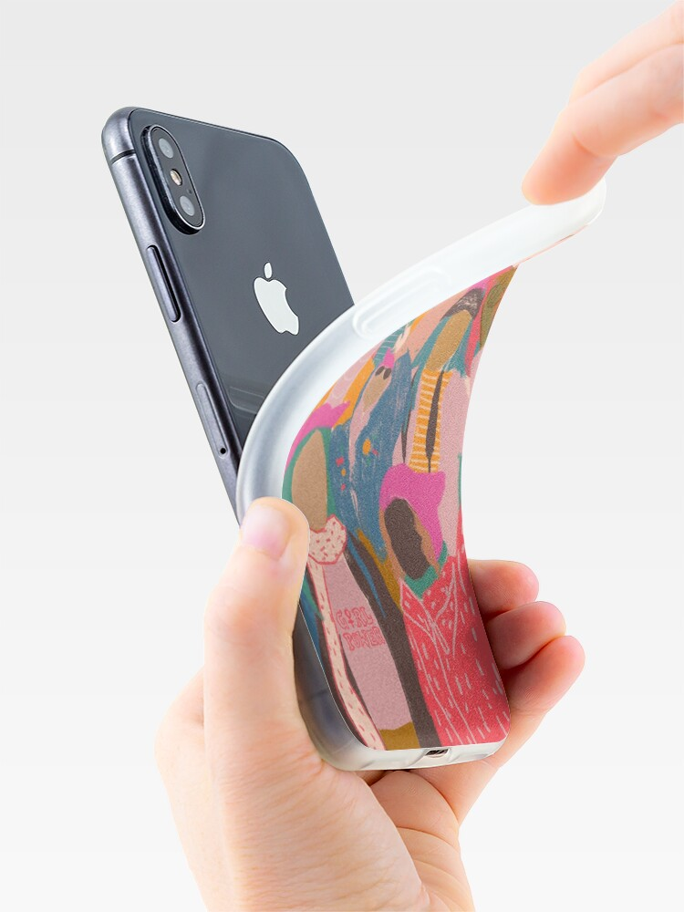 Alternate view of Women's March iPhone Case & Cover