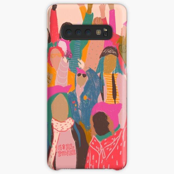 Women's March Samsung Galaxy Snap Case