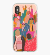 Frauen März iPhone-Hülle & Cover