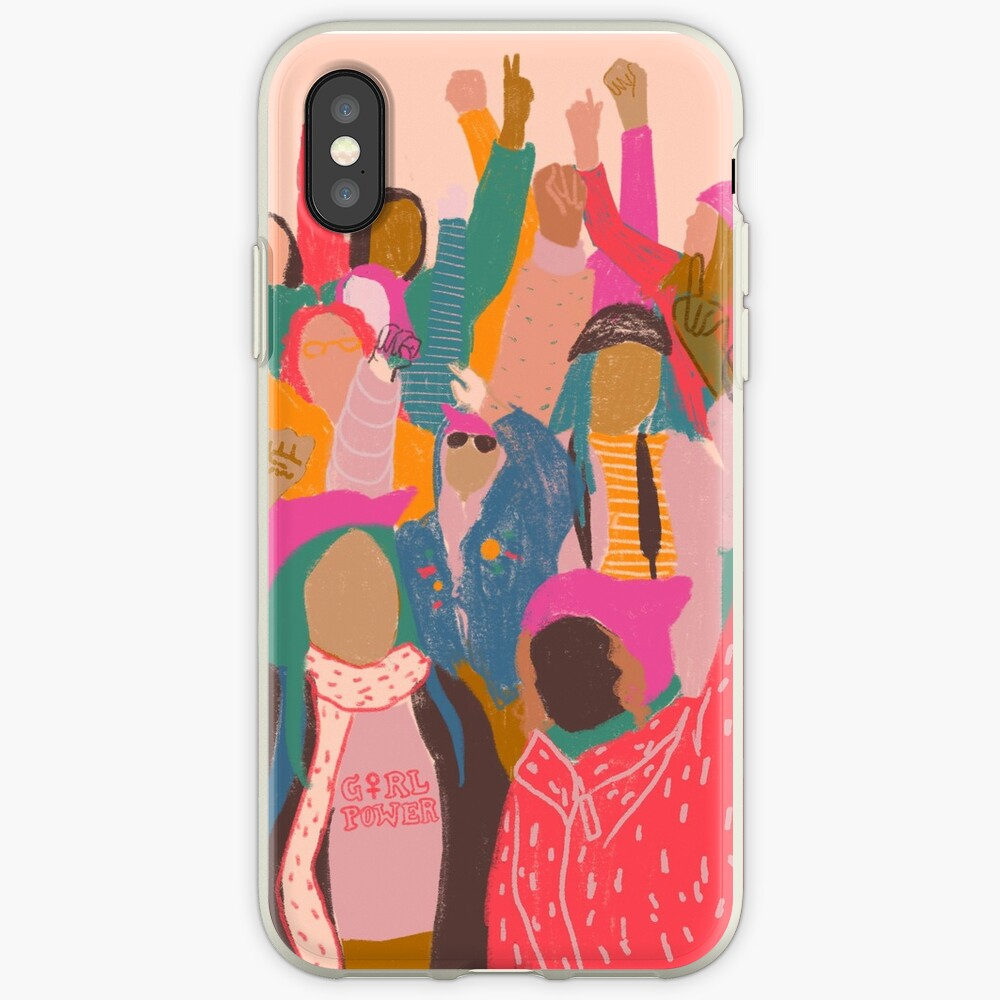 Women's March iPhone Case & Cover