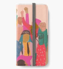 Women's March iPhone Wallet/Case/Skin