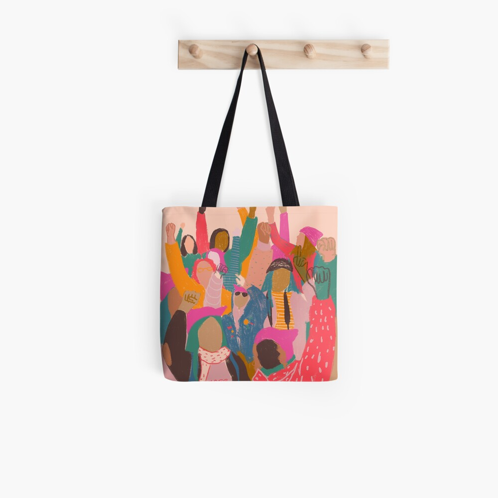 Women's March Tote Bag