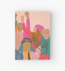 Women's March Hardcover Journal