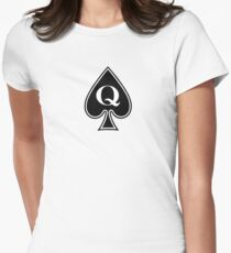 Queen of Spades Gifts and Products T-Shirt