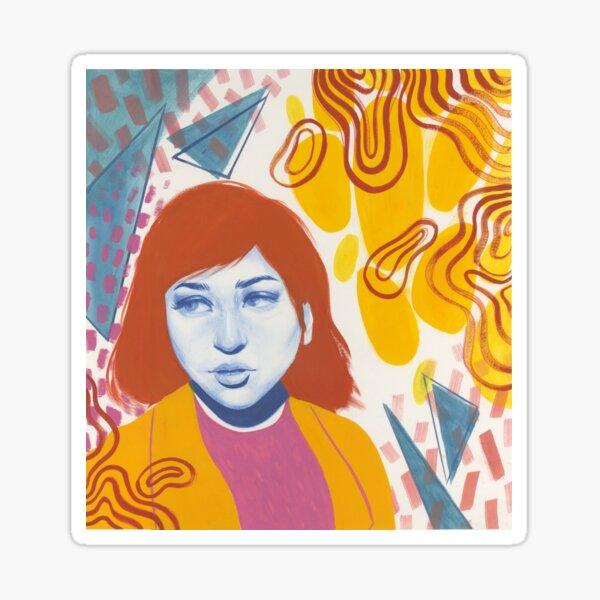 Suzy Sticker