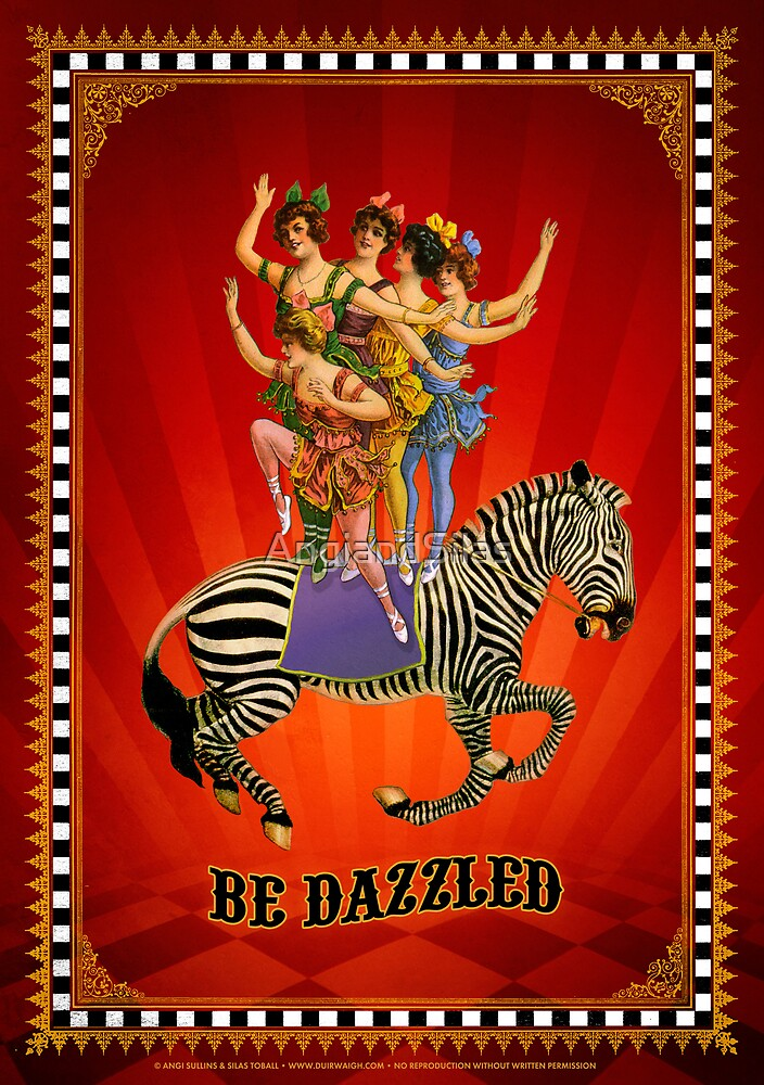 Be-Dazzled by AngiandSilas