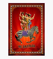 Be-Dazzled Photographic Print