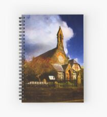 Had To Be A Derry Painting, Right? Spiral Notebook