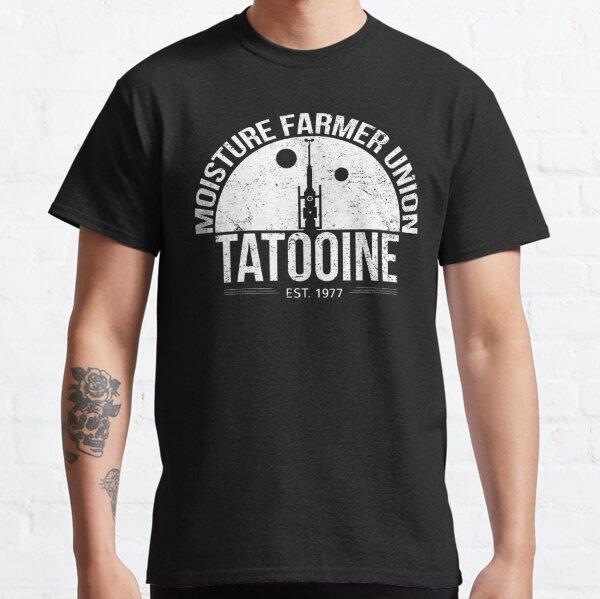 Moisture Farmer Union Classic T-Shirt