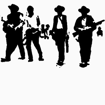 the wild bunch by elgogos