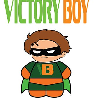 Inspirational Victorious Tee Design VICTORY BOY by Customdesign200