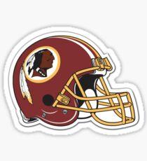 Washington Redskin - American Football Sticker