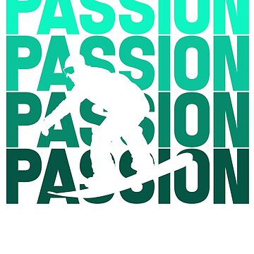 Passion snowboarding by design2try