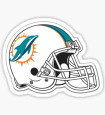Miami Dolphins - American Football Sticker