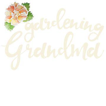 Gardening Grandma by Boogiemonst