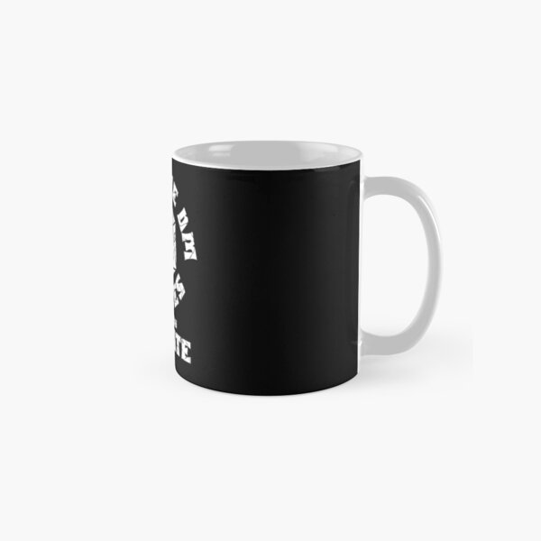 When the DM Smiles it's already too late Classic Mug