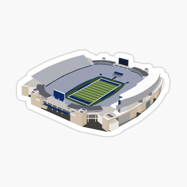 Commonwealth Stadium (aka Kroger Field) Sticker
