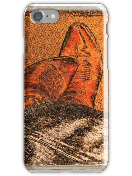 """It's ALL in the Boots""... prints and products by © Bob Hall"