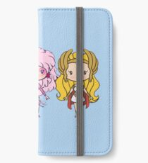 three girl iPhone Wallet/Case/Skin