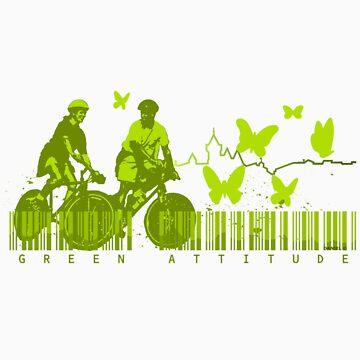 The Green Attitude (#3) by danielgre