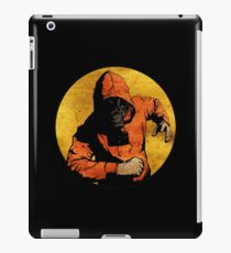 He Dodged Here And There.... iPad Case/Skin