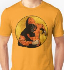 He Dodged Here And There.... Unisex T-Shirt