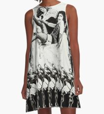 Rocky Horror  A-Line Dress