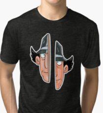 Inspector Gadget Tri-blend T-Shirt