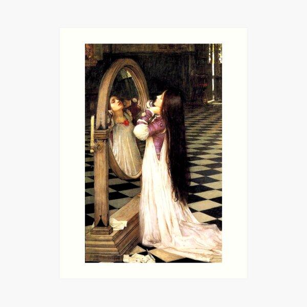 Mariana in the South - John William Waterhouse  Art Print