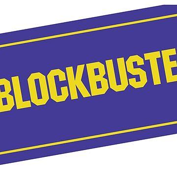 Blockbuster by MargyWargy