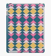 Bright and Bold Geometric Pattern iPad Case/Skin