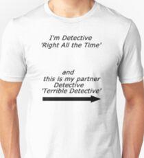 Brooklyn Nine Nine - Detective Terrible Detective Quote T-Shirt